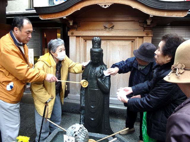 Arai Kannon in Sugamo. Photo Credit © 2014 Tokyo City & Culture Guide Hello Tokyo.