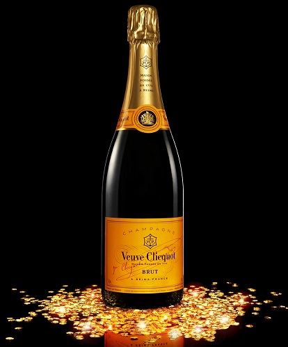 Photo Credit to Veuve Clicquot website.