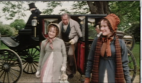 Still from the six-episode 1995 BBC drama Pride and Prejudice, adapted by Andrew Davies