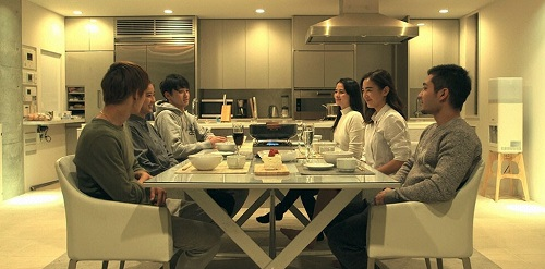 The way of words for Terrace house japan cast