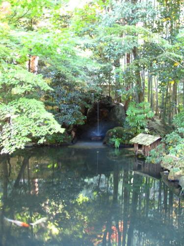 Waterfall at Nanzenji