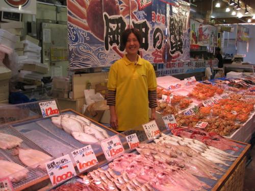 Tore Tore Ichiba Vendor