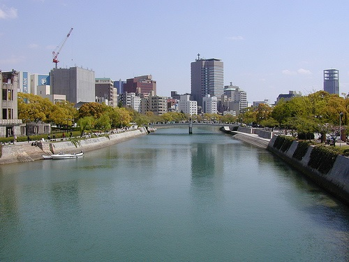River View in Hiroshima. Photo Credit to Lami Japan.