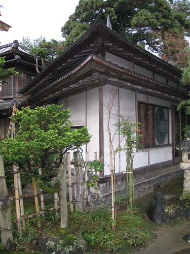 Triangular Tea House on the Ito Estate