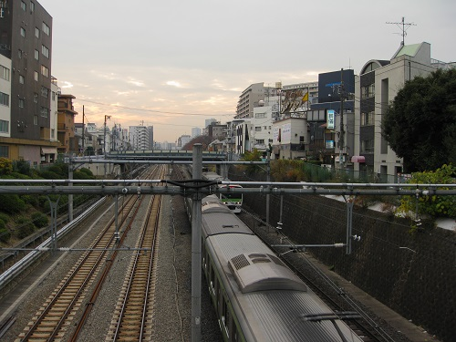 City Rail Lines