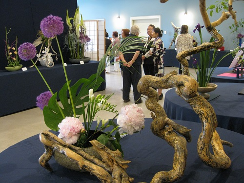 Vancouver Ikebana Association Spring Show 2015