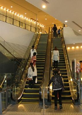 Escalator Tokyo SkyTree
