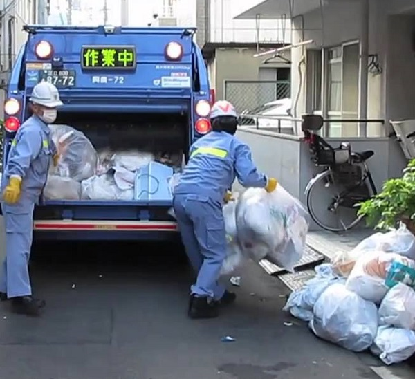 Lessons in Waste Disposal Japanese Style | The Way Of Words